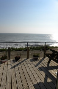 View from Beaches, Mundesley